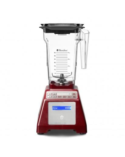 BLENDTEC HOME BLENDER RED (with 2Qt FourSide jar)