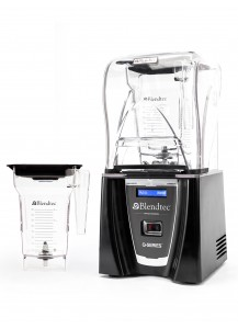 BLENDTEC CONNOISSEUR Q-SERIES (package with 2x 2Qt jar)