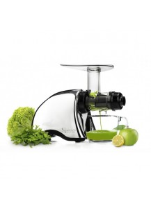 SANA BY OMEGA juicer - Chrome color