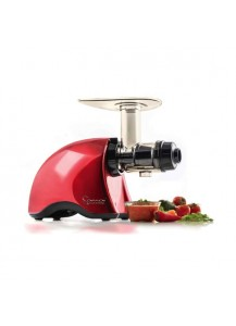SANA BY OMEGA juicer - Red color