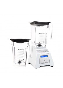 BLENDTEC HOME BLENDER WHITE (package with 2Qt & 3Qt jar)