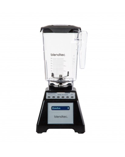 Blendtec Total Blender  Wide side Jar - Črn
