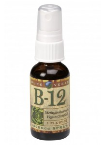 PURE VEGAN / ADVANTAGE B12 V SPREJU 30ml
