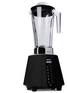 BIOCHEF LIVING FOOD blender - črne barve